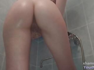 caress myself before sex in the bathroom (YourNyanCat) music