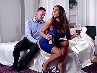 Lovemaking with mr.big dick was good