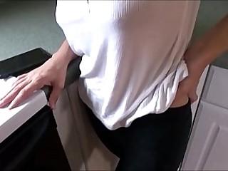 Teen Daughter Fucks Dad