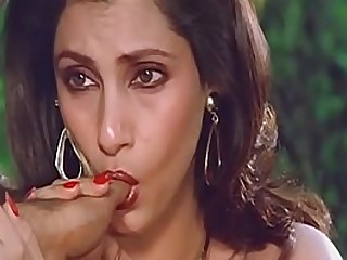 Sexy Indian Actress Dimple Kapadia Sucking Look over lustfully Like Cock