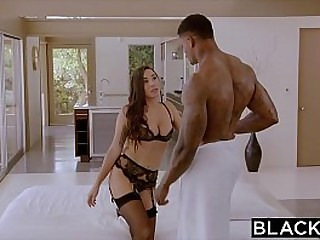 BLACKED Karlee Grey Fucks Her Biggest BBC Fantasy